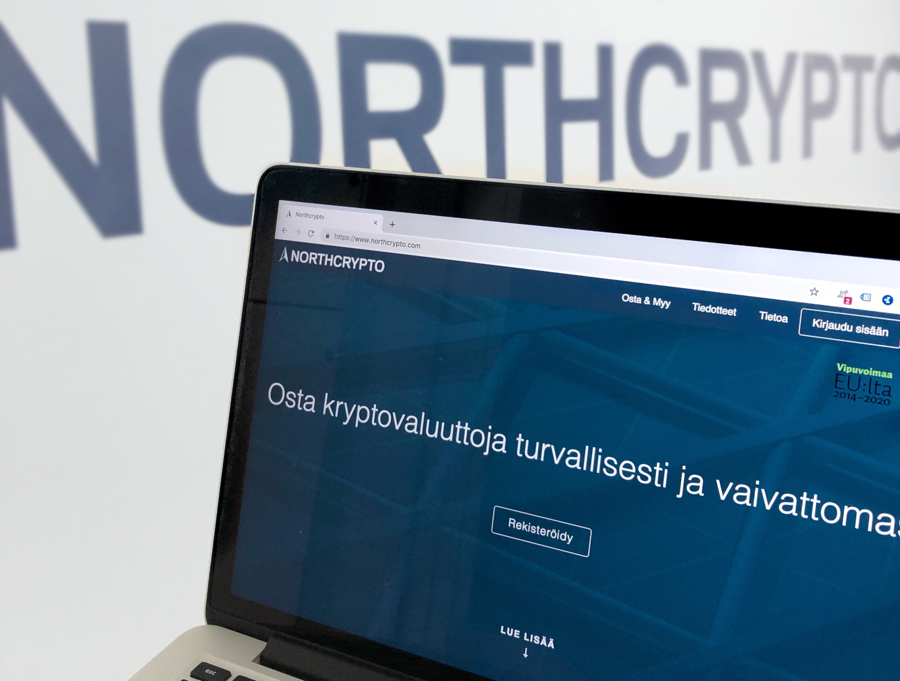 Northcrypto launches with the support of the EU